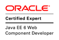 Oracle Certified Expert Java EE 6 Web Component Developer - OCEJWCD